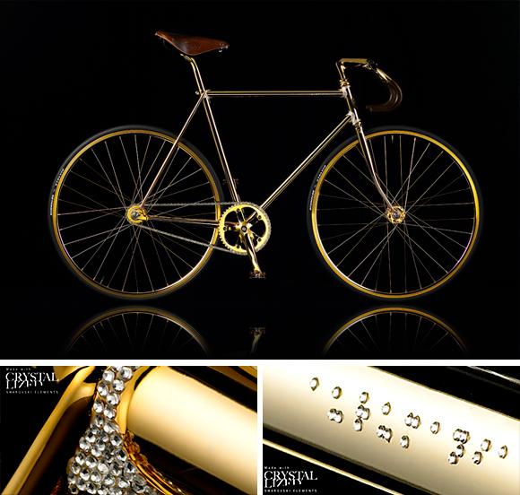 Aurumania - las bicicletas mas cara del mundo