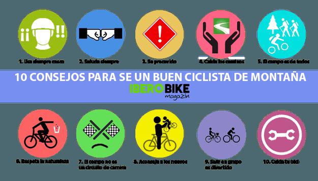 Consejos Iberobike