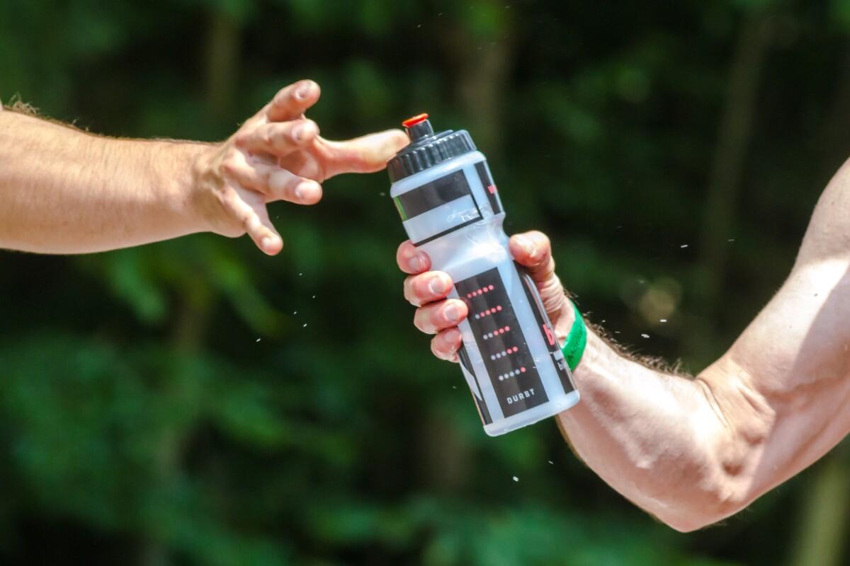 Deshidratación en el ciclismo