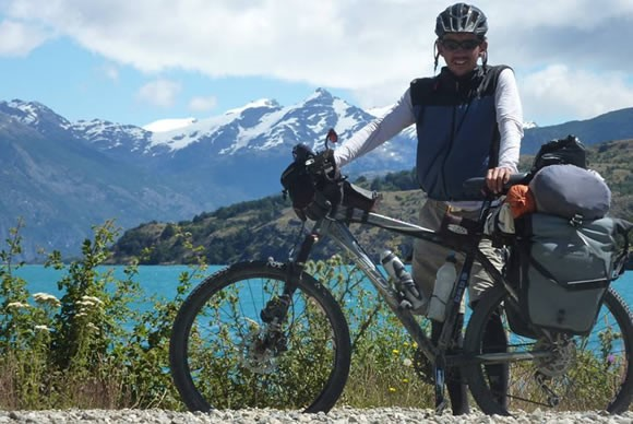 cicloturismo pedaleando alma